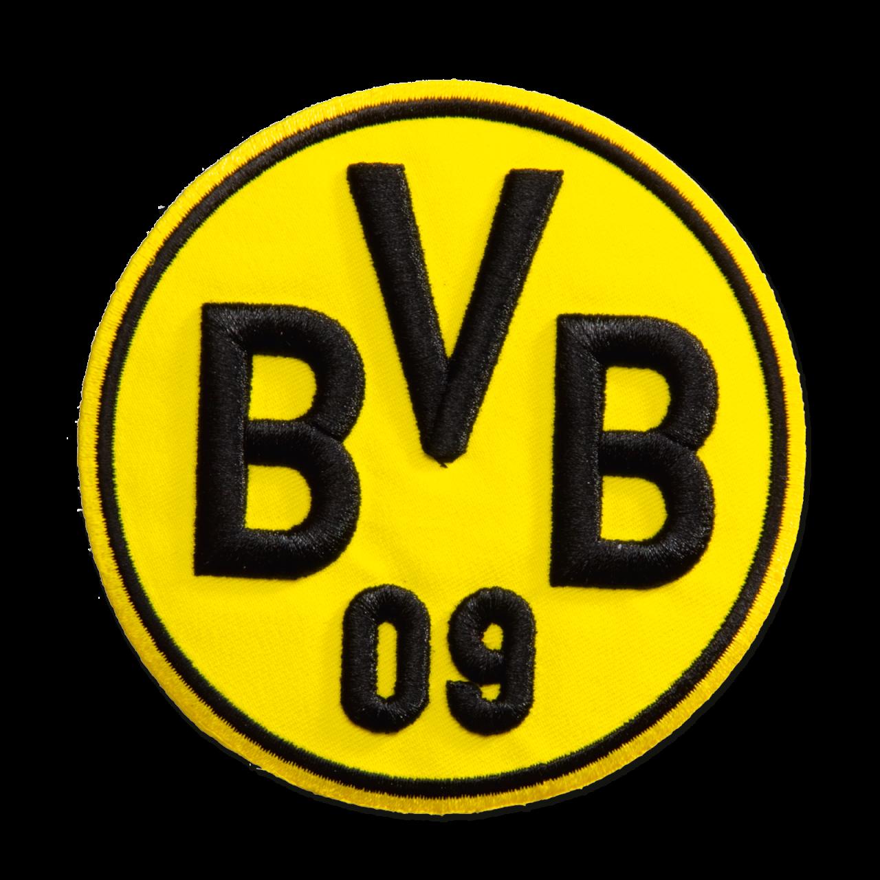 BVB-Aufnäher-3D
